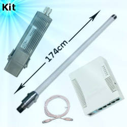 Products for WiFi Marine Applications - Kit 8