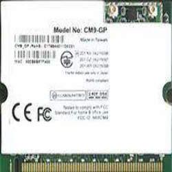 Wistron CM9-GP Atheros 802.11a/b/g MiniPCI Card 2.4 / 5GHz