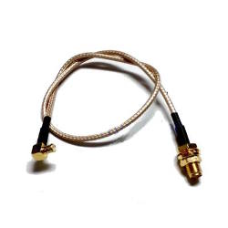 WiFi Cable Pigtail r-sma mmcx connectors